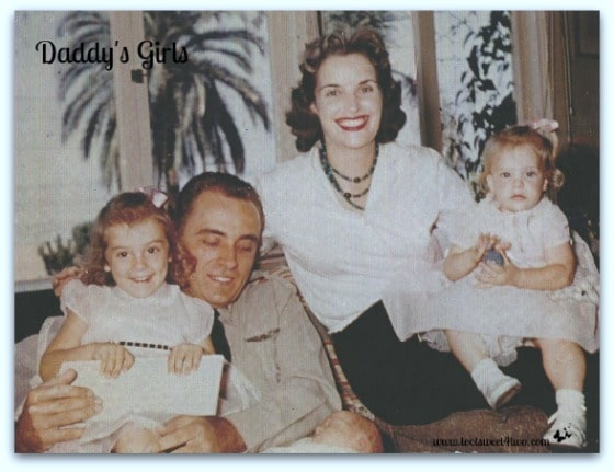 Daddy's girls - 1958