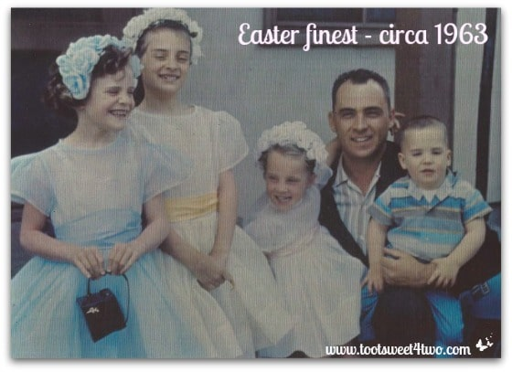Easter 1963 - Requiem for My Father