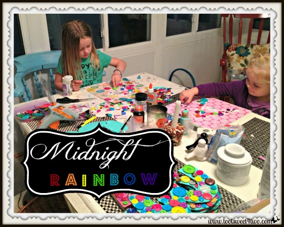 Midnight Rainbow cover