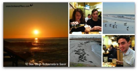 Sunset - 42 San Diego Restaurants to Savor
