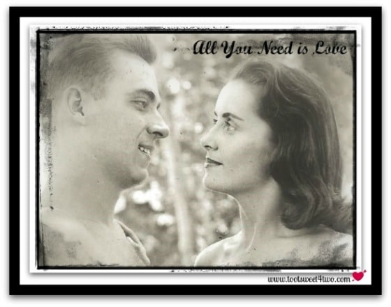 Dad and Mom 1950 - All You Need is Love