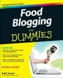 Food Blogging for Dummies 125x156