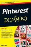 Pinterest for Dummies 125x192