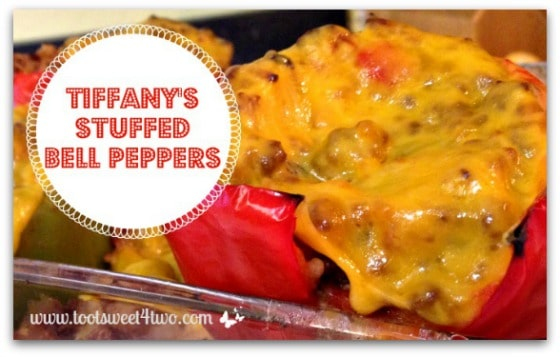 Tiffany's Stuffed Bell Peppers cover