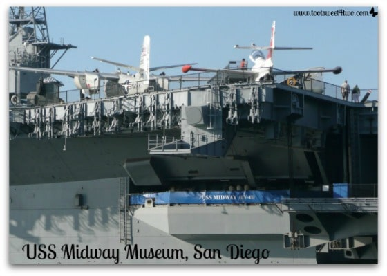 USS Midway Museum - 42 San Diego Museums
