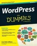 WordPress for Dummies 125x156