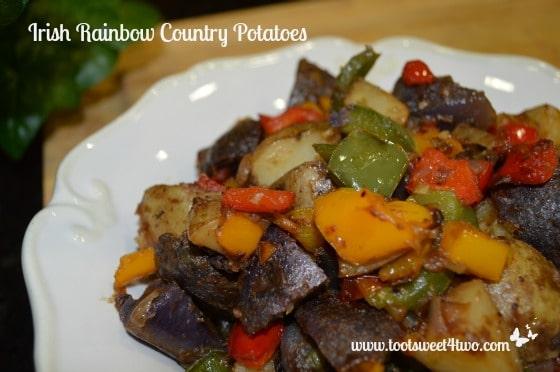 Irish Rainbow Country Potatoes