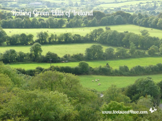 Rolling Green Hills of Ireland