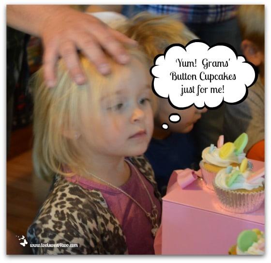Dreaming of Grams' cupcakes