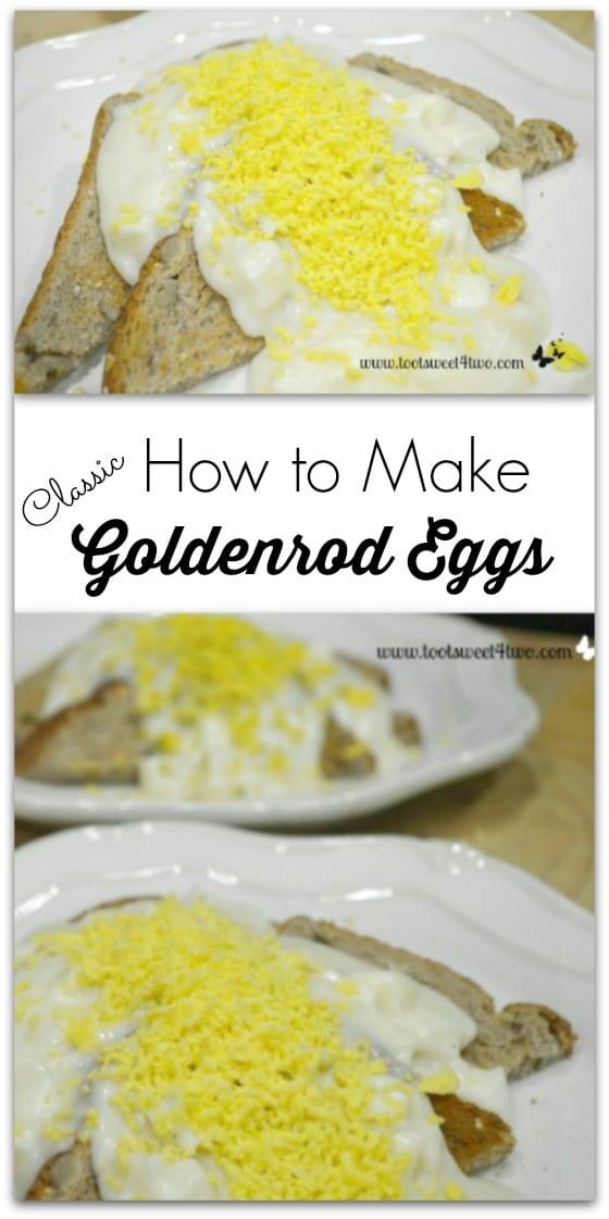 Goldenrod Eggs Pinterest