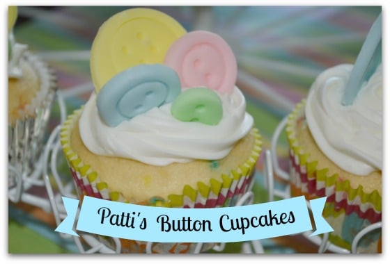 Patti's Button Cupcakes