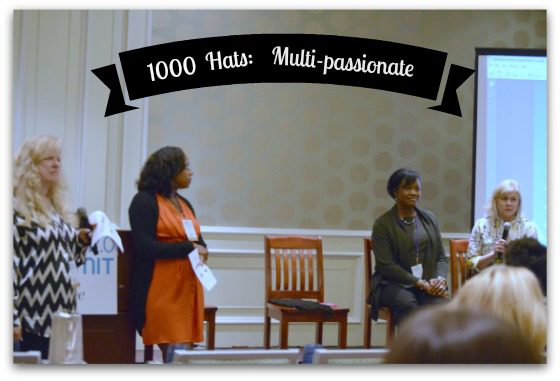 1000 Hats Panel at Mom 2.0 Summit