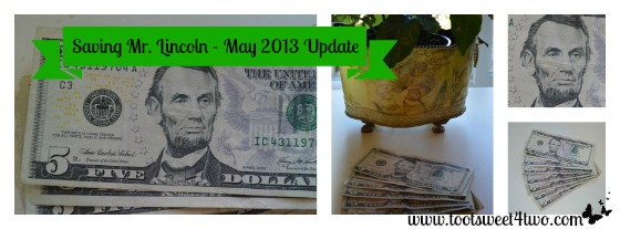Saving Lincoln May Update