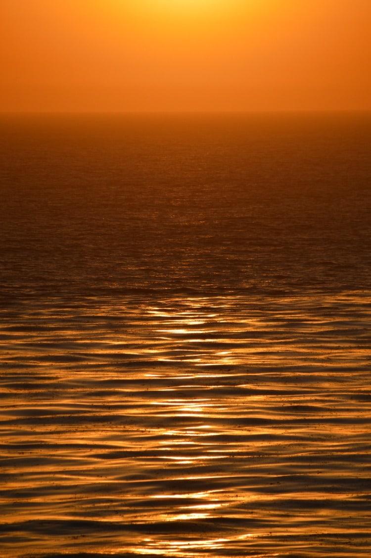 Sunset in Laguna Niguel