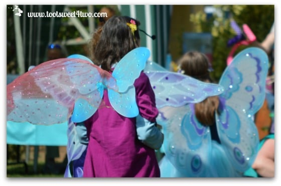 And even more gathering Fairies