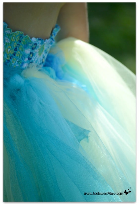 Blue Wingless Fairy