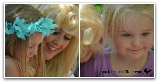 Meeting the Princess Aurora