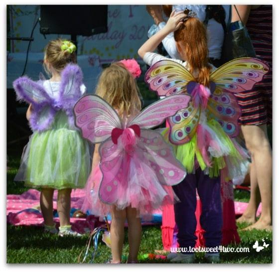 More gathering Fairies