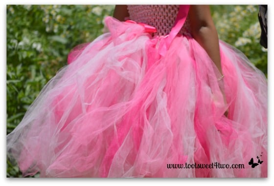 Pink Wingless Fairy