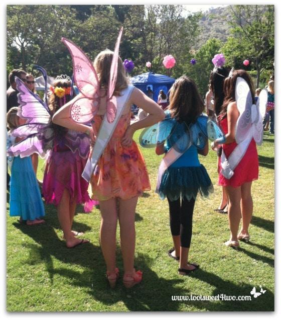 Teenage Fairies