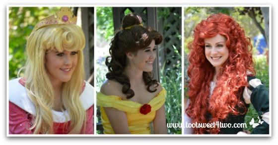The Disney Princesses