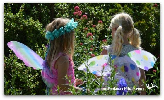 The fairy parade