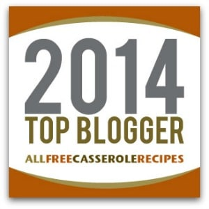 2014 Top Blogger Button - A