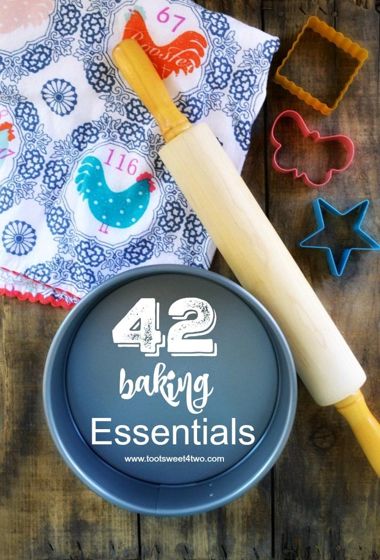 42 Baking Essentials