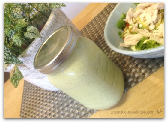 mexican-caeser-salad-dressing