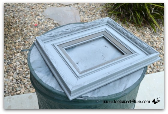 Ideas For Reusing Old Picture Frames Toot Sweet 4 Two