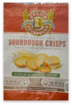 Boudin Sourdough Crisps
