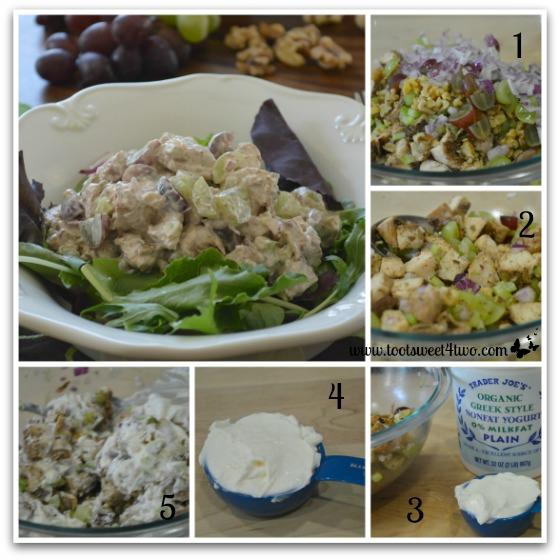 Make a Grilled Balsamic Chicken Salad