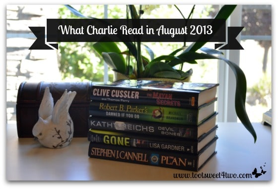 What Charlie Read in August 2013