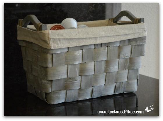 Basket full of K-cups