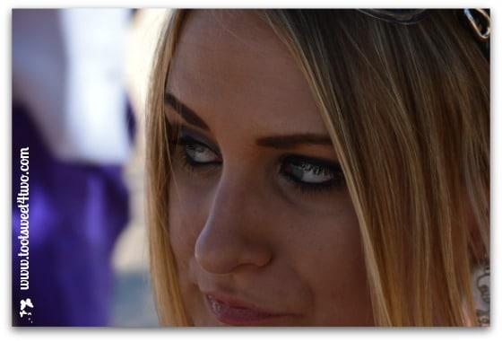 Samantha thinking