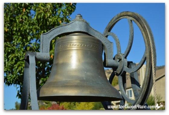 Bell at Veterans Park