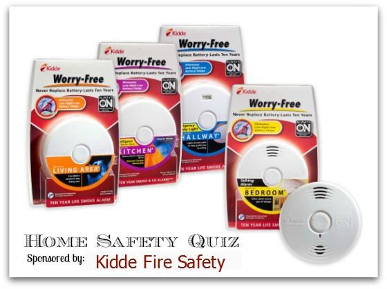 Kidde Home Safety Quiz