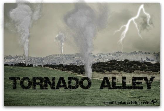 Tornado Alley cover