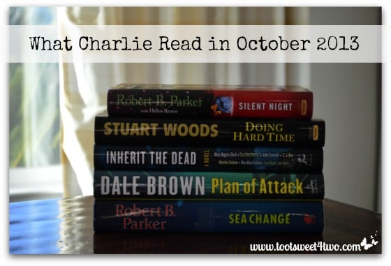 What Charlie Read in October 2013 cover