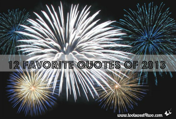 12 Favorite Quotes of 2013