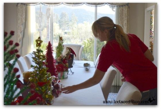 Christmas Table designer - Samantha