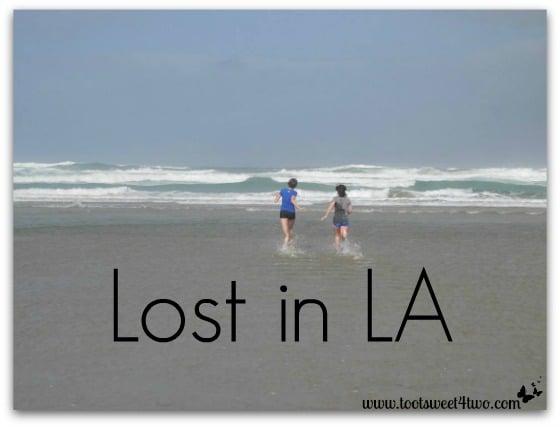 Lost in LA cover