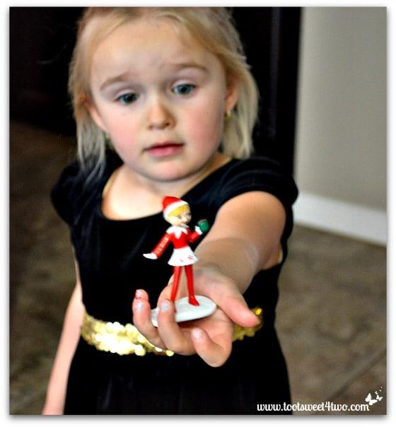 Princess Sweetie Pie and Sally Snowflake