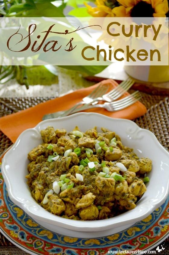 Sita's Curry Chicken