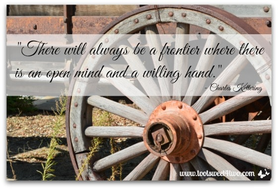An Open Mind and a Willing Hand