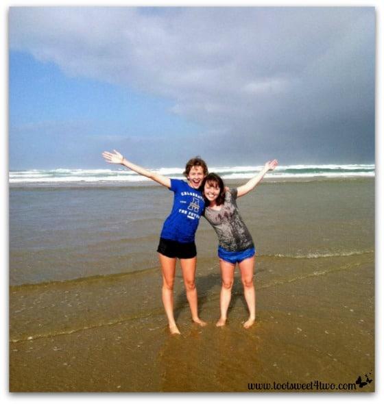 Ana and Erin