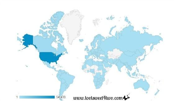 Google 2013 Map