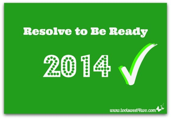 Resolve to Be Ready cover