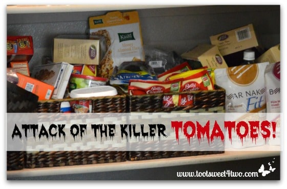 Attack of the Killer Tomatoes cover