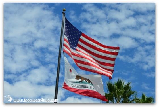 Flags - horizontal